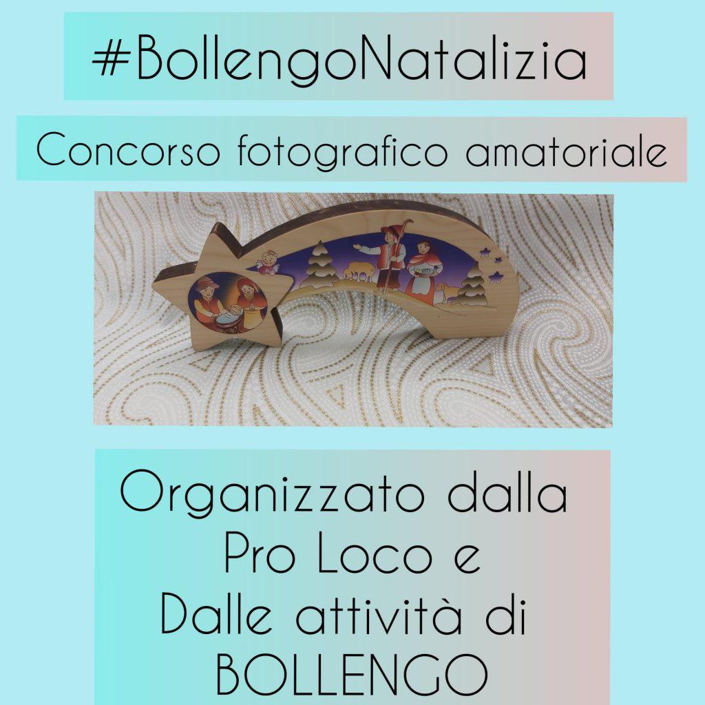 Evento Bollengo natalizia 2020 Associazione Pro Loco Bollengo