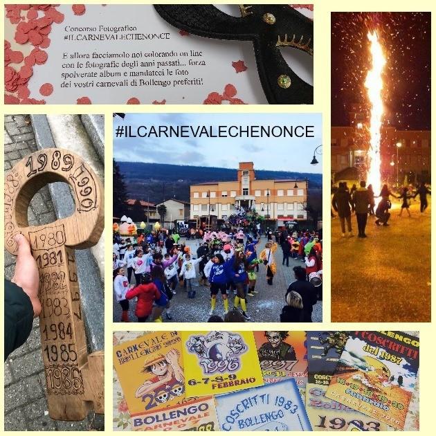 Associazione Pro Loco Bollengo carnevale che non c'è